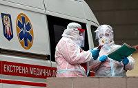 Коронавирус убил больше 21 тысячи украинцев