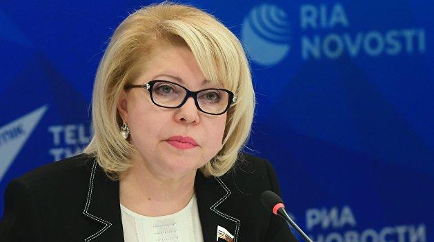 Панина: Украина все больше напоминает африканскую диктатуру