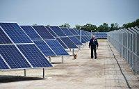 «Зеленая» энергетика Украины обвалила акции норвежской энергокомпании