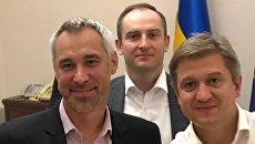 «Союз меча и орала»: министры Порошенко и Зеленского совместно создают новый проект