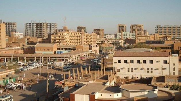 Банда грабителей напала на консульство Украины в Судане