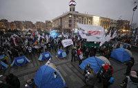 Протест «Save ФОП»: почему профессиональные революционеры, близкие Порошенко, не решат проблемы мелкого бизнеса в Украине