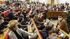 На Украине рассказали о скупке голосов в Раде