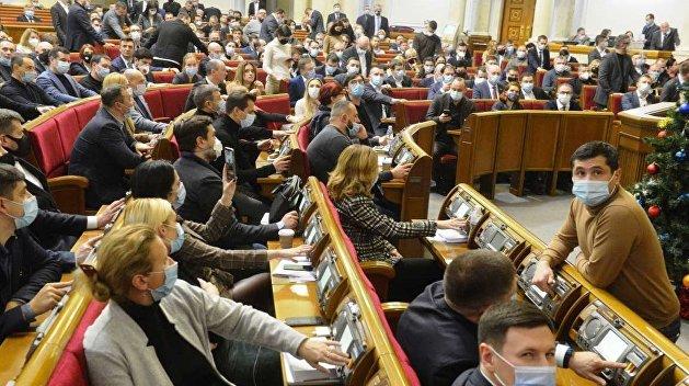 Рада обратилась в Европарламент по поводу членства Украины в ЕС