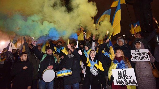Экс-участник Майдана сказал, что сейчас чувствуют участники протеста