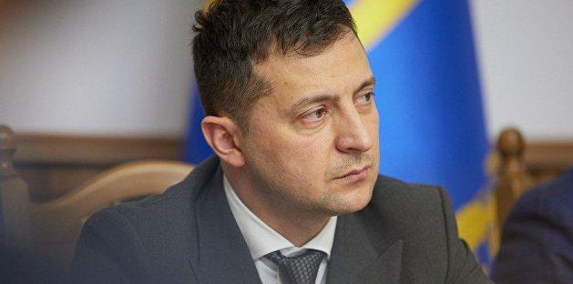 Зеленский провел совещание по приоритетным вопросам на 2021 год
