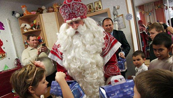 Крымчане готовятся встретить Новый год раньше