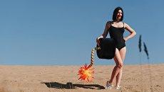 «Немножко ЙОГнутая»: украинская актриса опозорила своего мужа