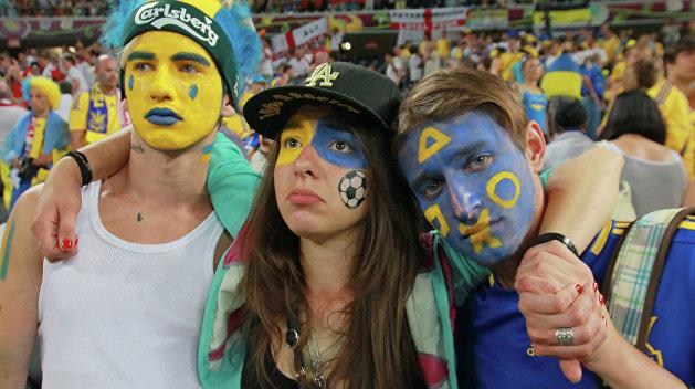 Португальская полиция запрещает украинскую символику