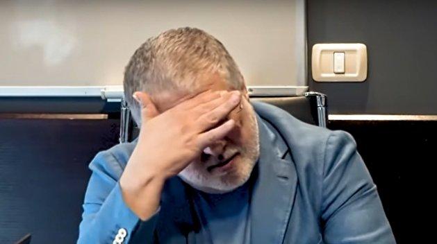 Зеленский одобрил санкции США против Коломойского
