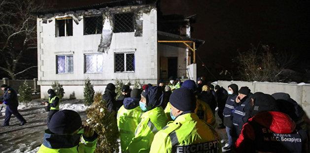 Равнодушие убивает. В Харькове сгорел дом престарелых