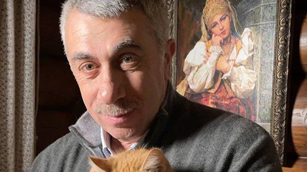 Комаровский заявил о политических амбициях
