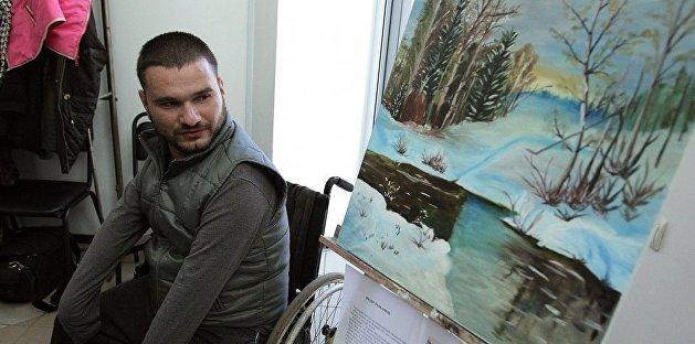 34 минуты: украинский художник установил рекорд страны