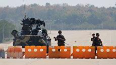 БТР из Харькова и военный переворот в Мьянме