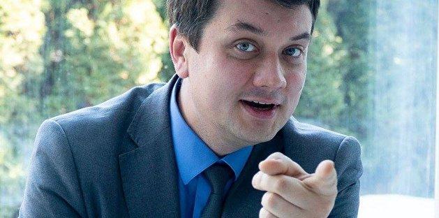 Разумков оказался в пятерке лидеров среди кандидатов в президенты Украины - опрос