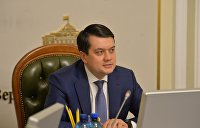 Разумков заявил, что не уйдет в оппозицию Зеленскому после отставки