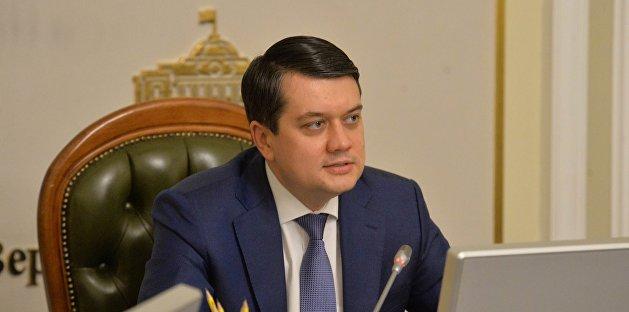 «Практически как Путин»: украинский астролог предсказал блестящее будущее Разумкову