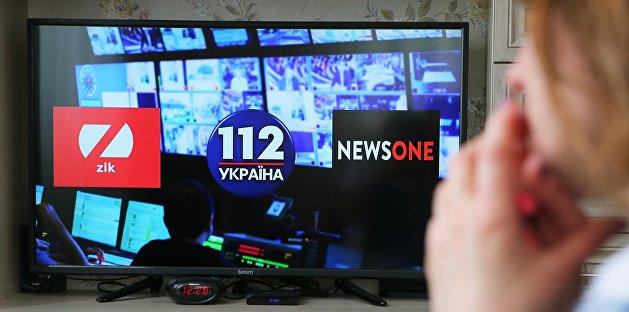 «Слуги народа» хотят обсудить запрет телеканалов