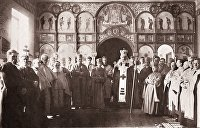 Кафедра для предателей: униатская церковь Галиции в период Первой мировой войны