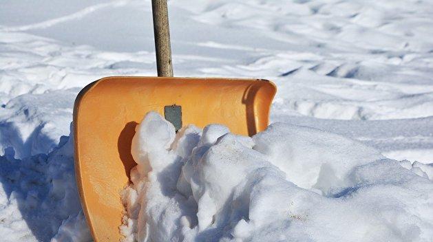 Богдан научил на примере Зеленского пиариться при помощи снега