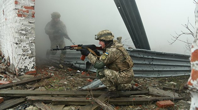 Главком ВСУ снял все ограничения на огонь в Донбассе