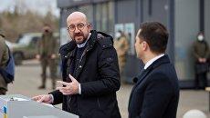 Не ради Украины. Зачем глава Евросовета отправился в Киев и на Донбасс