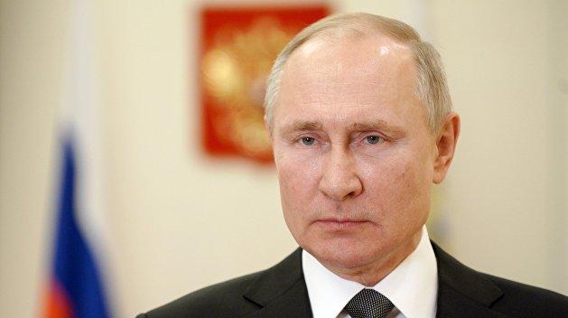 Путин озвучил причину роста цен на газ в Европе