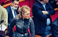 Бортник: Украине нужен такой премьер, как Тимошенко