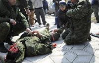 Три бойца ДНР убиты в Донбассе украинскими военными