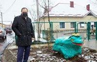 Мэр Ивано-Франковска Марцинкив удивил украинцев необычным фото