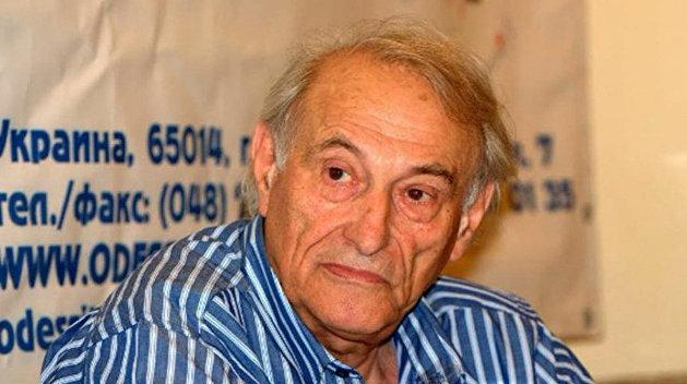 Одесский поэт и писатель Ефим Ярошевский скончался в Германии