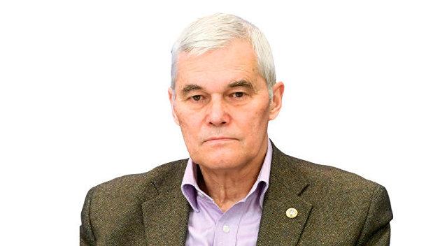 Константин Сивков: В ответ на новый союз Китай вступит в военный блок с Россией
