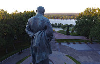 Размывание национальных ценностей: карьер возле могилы Шевченко