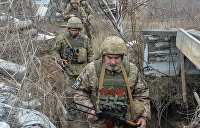 Обострение в Донбассе: Украину превращают в «пороховую бочку»