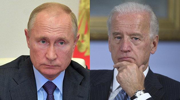 Байден покажет Путину «дубинку». Почему Макрон согласился с российским президентом
