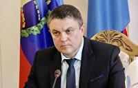 Глава ЛНР заявил о бессмысленности переговоров с Украиной