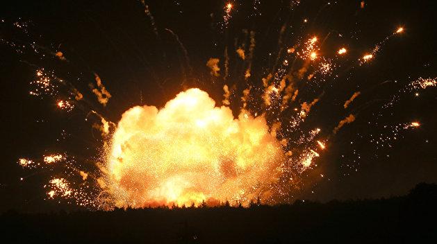 Крупнейшие подрывы военных складов: Украина, Россия, мир