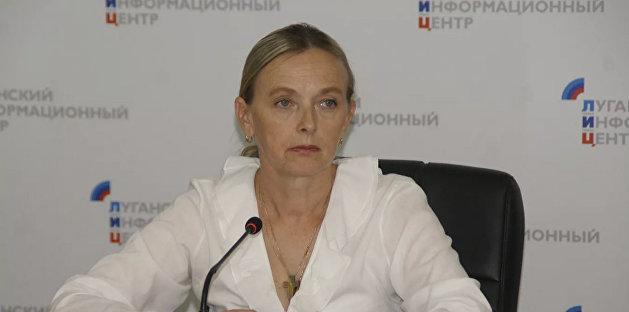 Представитель Киева травила анекдоты на заседании подгруппы ТКГ