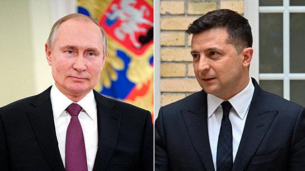 В Кремле рассказали, встретятся ли Путин и Зеленский в этом году