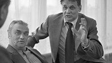 «Тревожная молодость». Как в Киеве начиналась карьера самого успешного режиссерского дуэта в советском кино