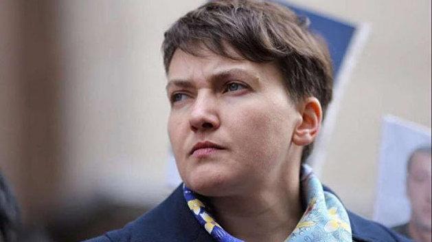 «Потерей Донбасса и Крыма не ограничимся»: Савченко расписала будущее Украины