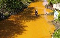 Желтые воды: Киев может остаться без рек и мостов