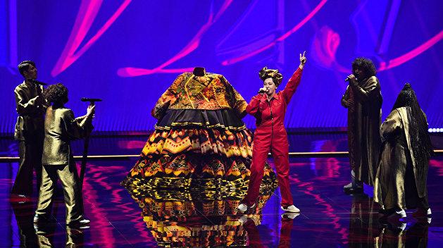 «Евровидение» показало, как много общего у России и Украины