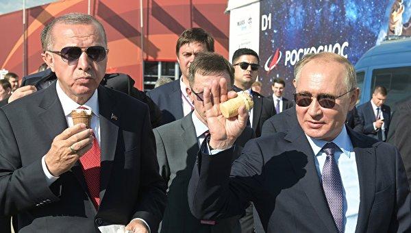 «Слава Украине»? Что Эрдоган скажет Путину