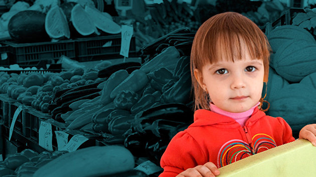 Почему в Украине голодают дети?