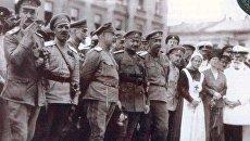 Почему белые так легко заняли Украину, но так и не смогли её удержать