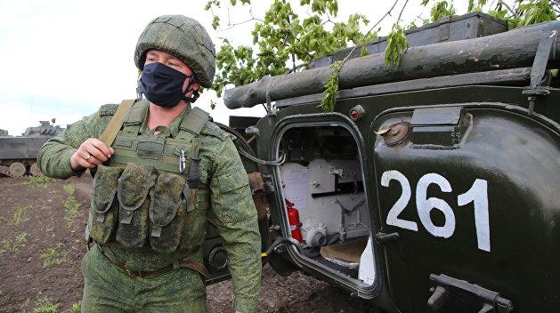 Бобров рассказал, где остановится армия ЛДНР при конфликте с Украиной