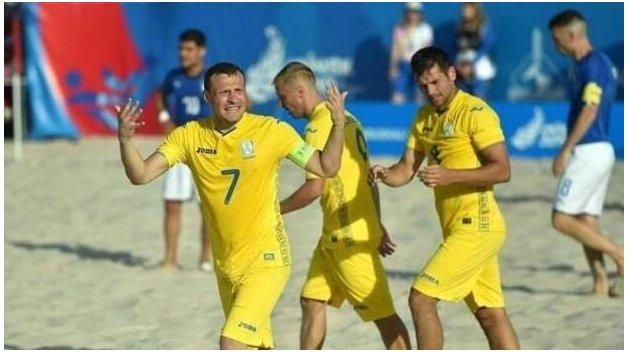 «Больно и обидно за спортсменов»: на Украине отреагировали на запрет пляжной сборной ехать в Россию