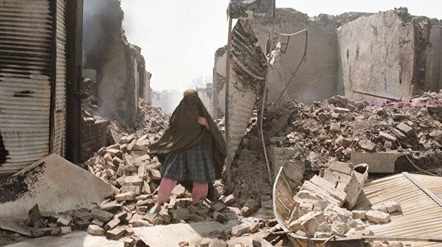 Число жертв теракта в Кабуле возросло