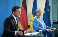 Михеев объяснил, почему Меркель именно сейчас решила надавить на Украину